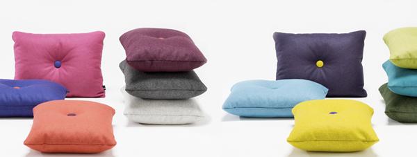 Hay-cushions